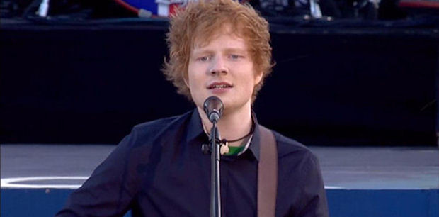 Ed Sheeran – Oh No