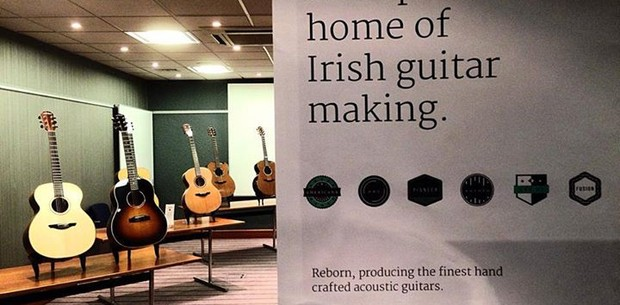 Belfast Nashville Songwriters Songtech Exhibition