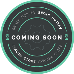 Coming Soon to the Avalon Store